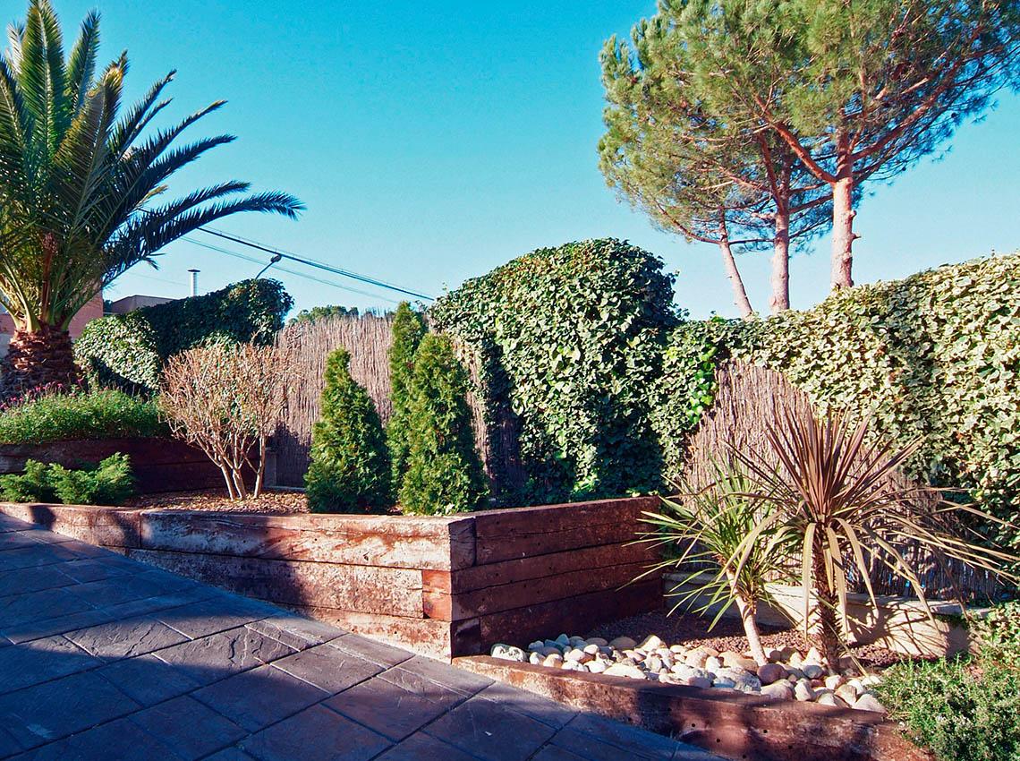 Jardín Terrazas